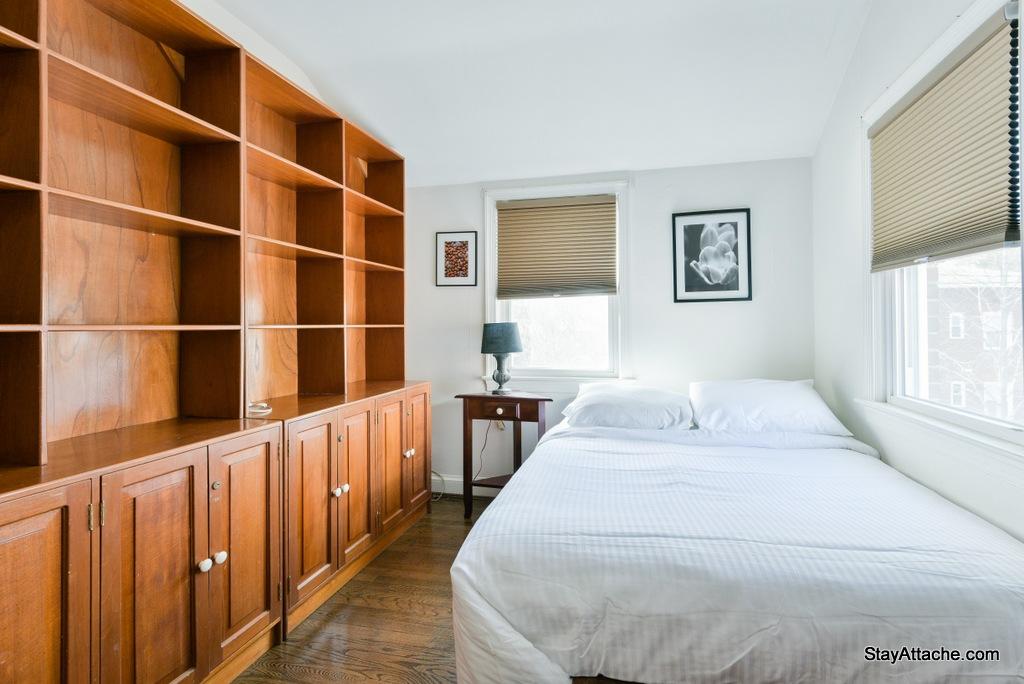Furnished housing in Washington DC