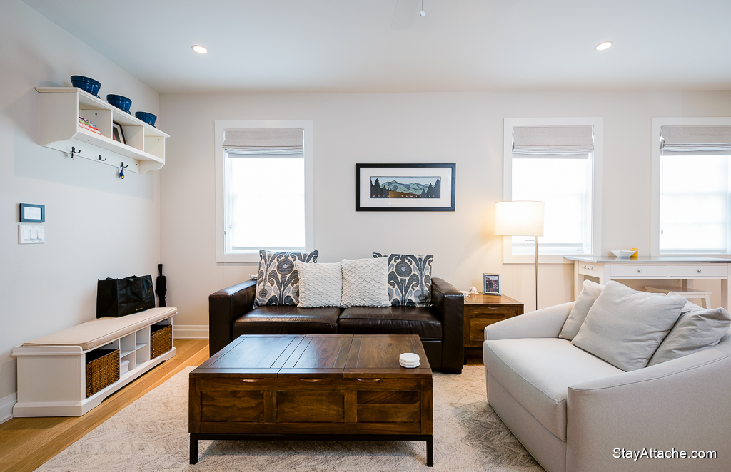 Furnished 1 bedroom Capitol Hill