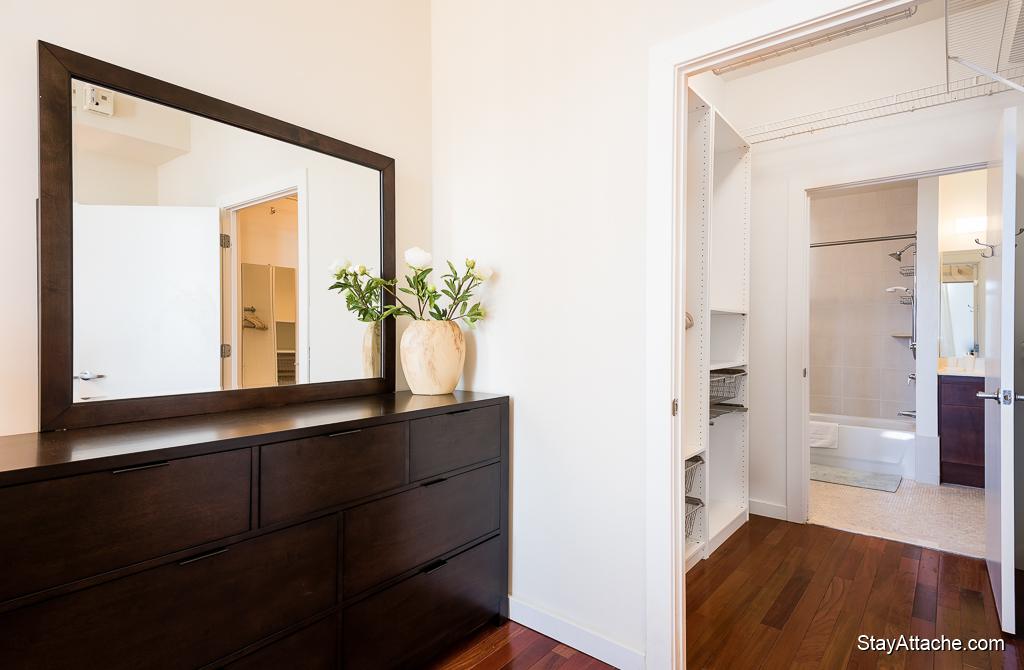 Serviced apartment in Navy Yard