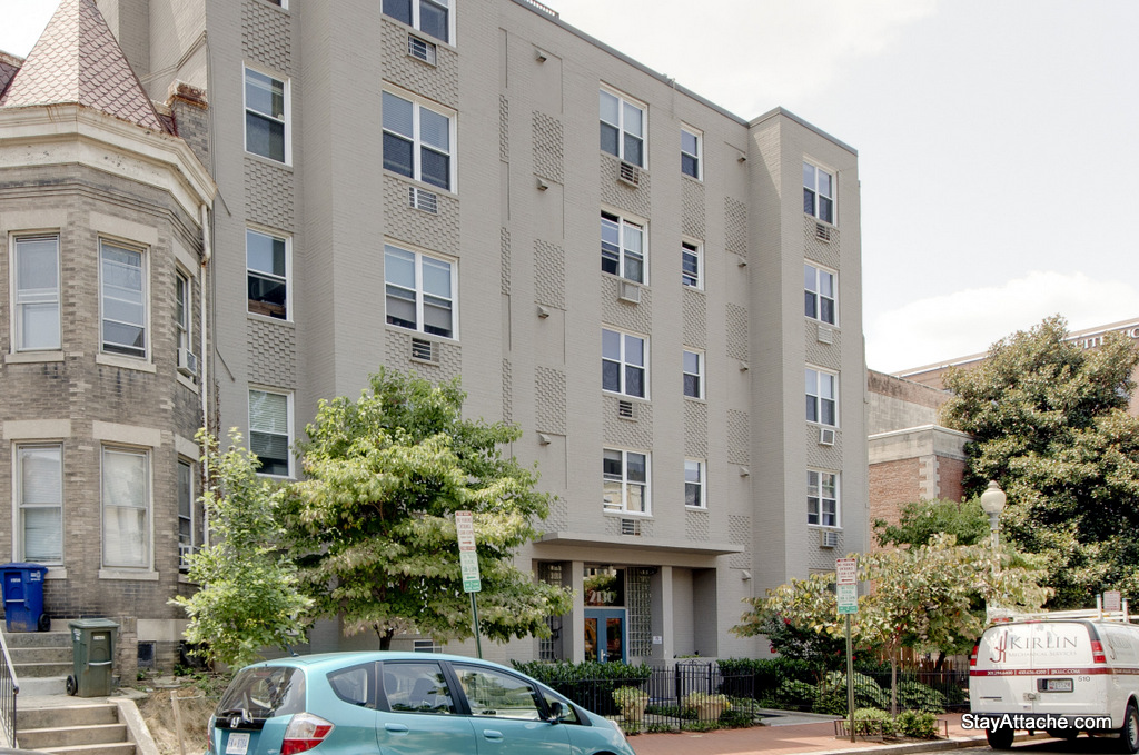 Coporate Housing in Dupont Circle