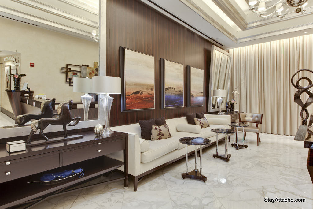 Furnished Luxury in Arlington