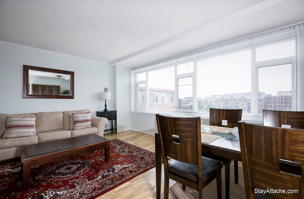 extended stay apartments in Washington DC