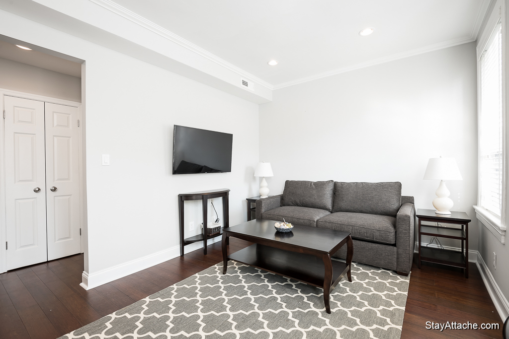 Serviced apartments in Dupont Circle