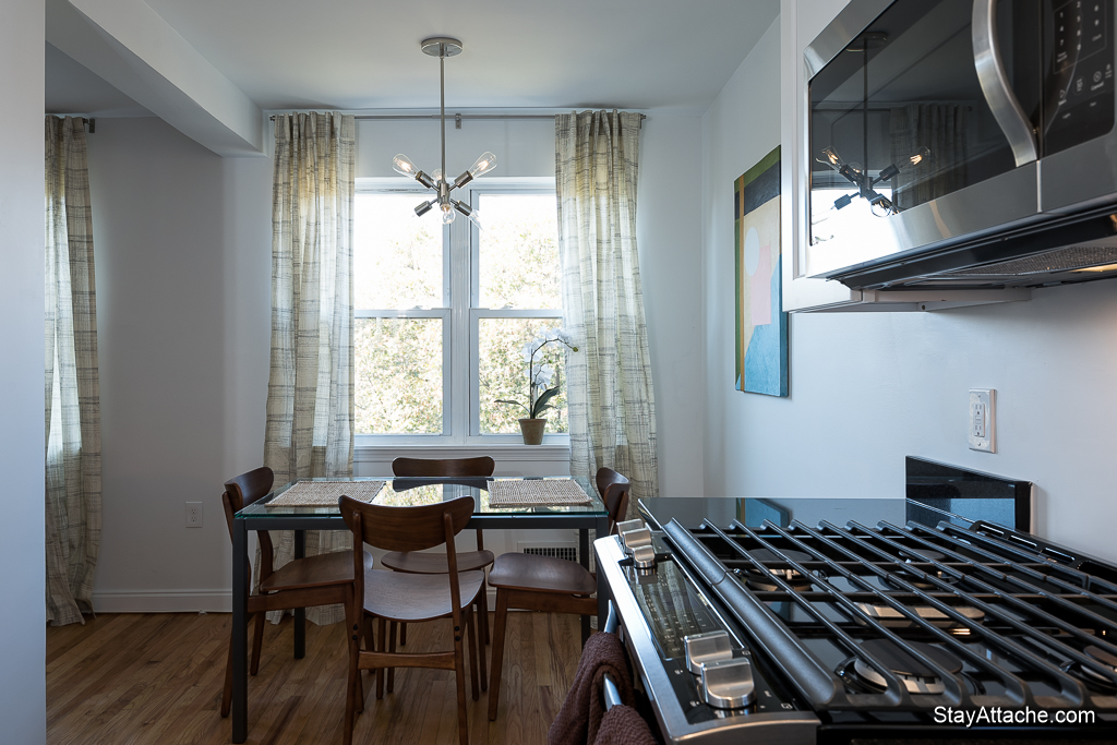Furnished housing in Capitol Hill
