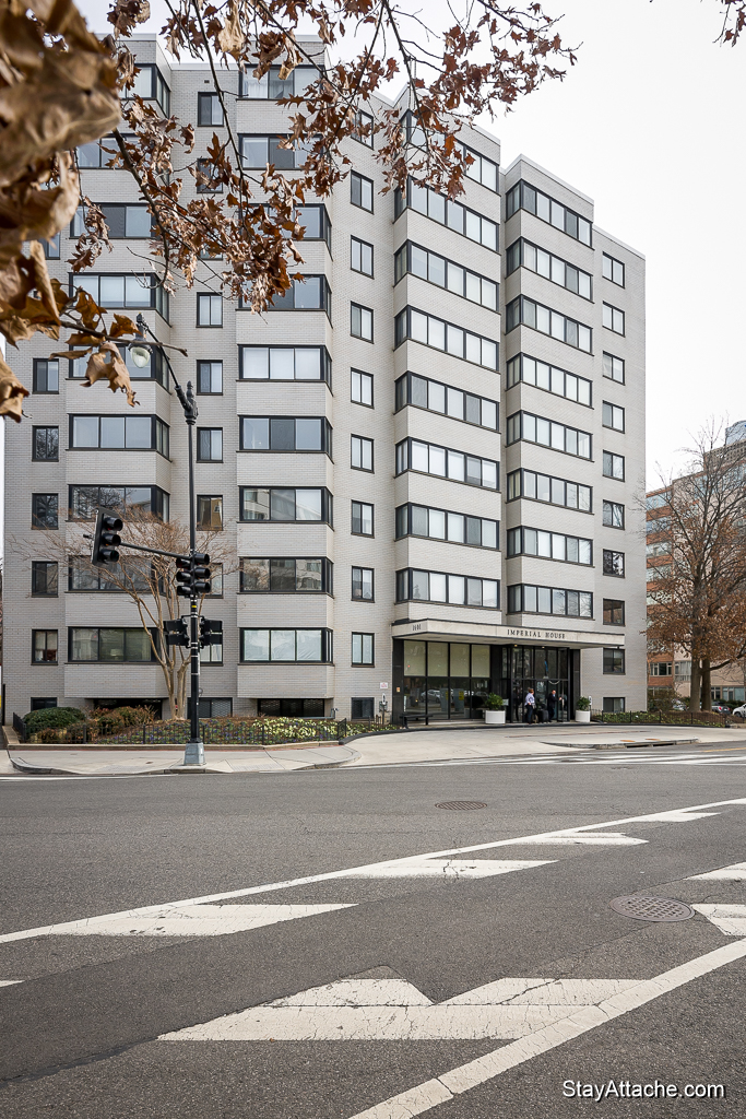 Furnished 1 bedroom in Dupont Circle