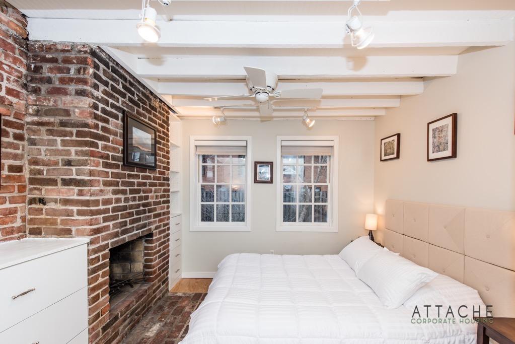 Corporate Housing Washington DC - Bedroom