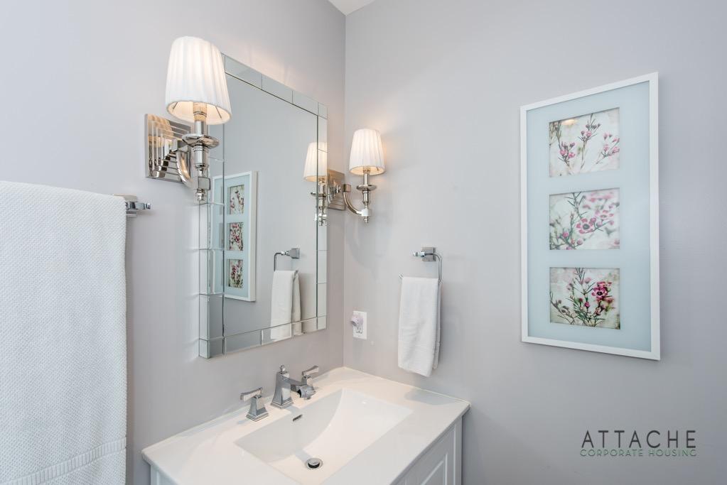 Furnished 2 bedroom - Bathroom #2