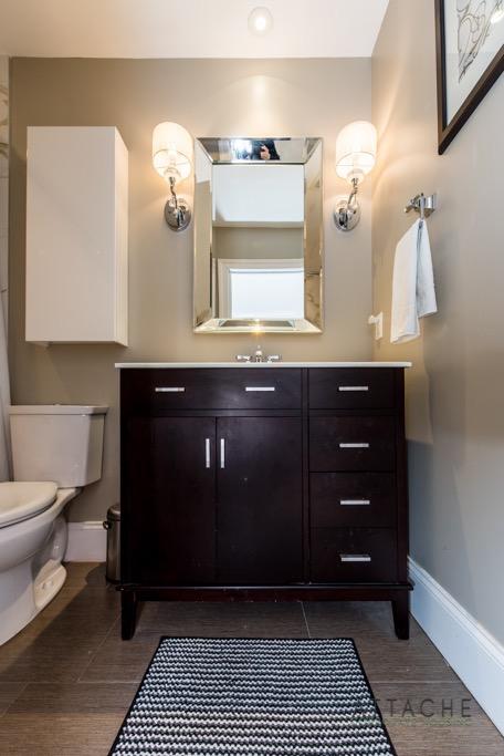 Furnished 2 bedroom - Bathroom #1