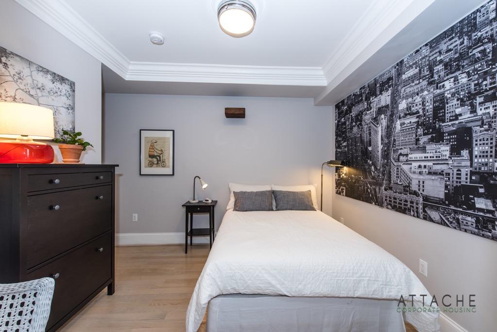 Furnished 2 bedroom - Bedroom #2
