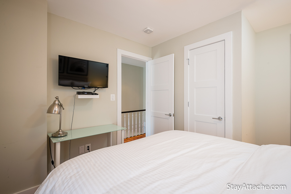 Attache Corporate Housing Furnished 3 bedroom - Bedroom 2