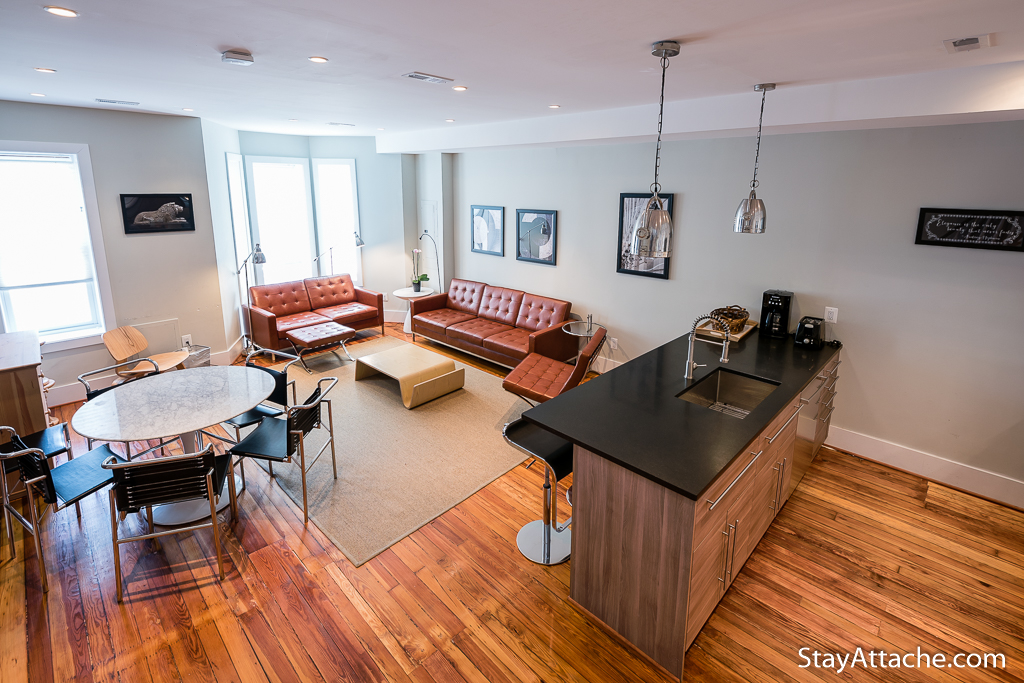 Attache Corporate Housing Furnished 3 bedroom