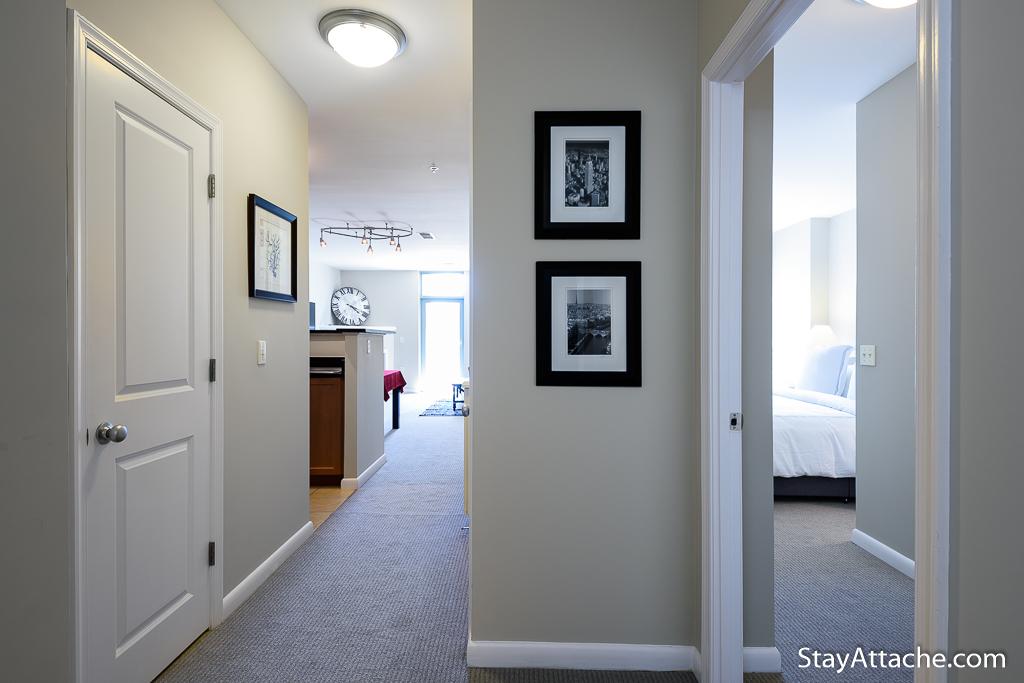 Furnished 2 bedroom Arlington Apt