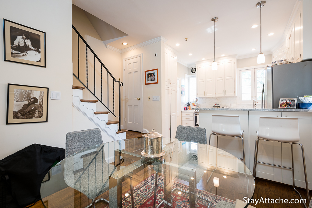 Fully Furnished 2-bedroom Georgetown home