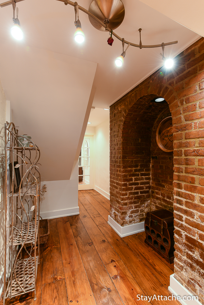 Fully furnished 2-bedroom townhouse in Georgetown