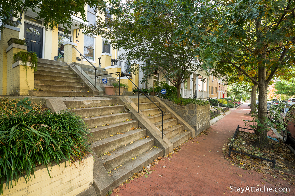 Fully furnished studio in Dupont townhouse