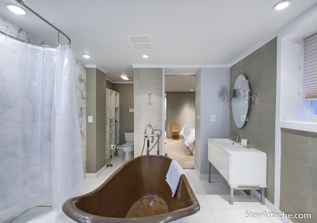 Fully furnished 3-bedroom in DuPont Circle