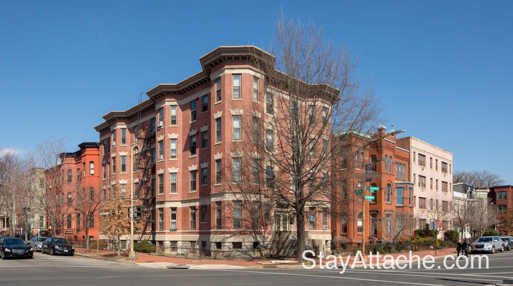 400 Seward Square, Eastern Market Furnished Housing #attacheinteriors