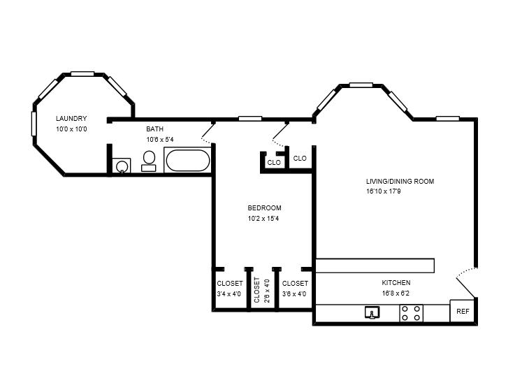 Floor Plant Unit B 2