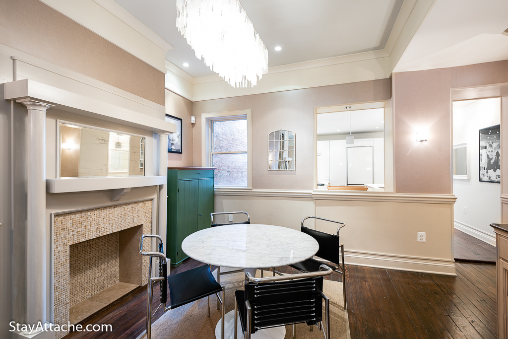 Fully furnished, 3 bedroom Row house of Dupont