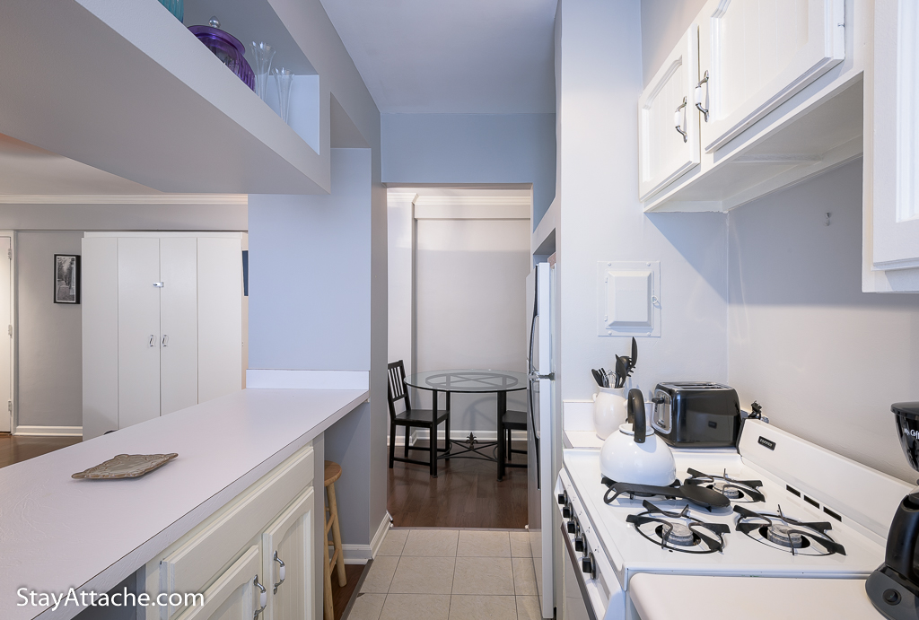 Fully furnished studio in DuPont Circle