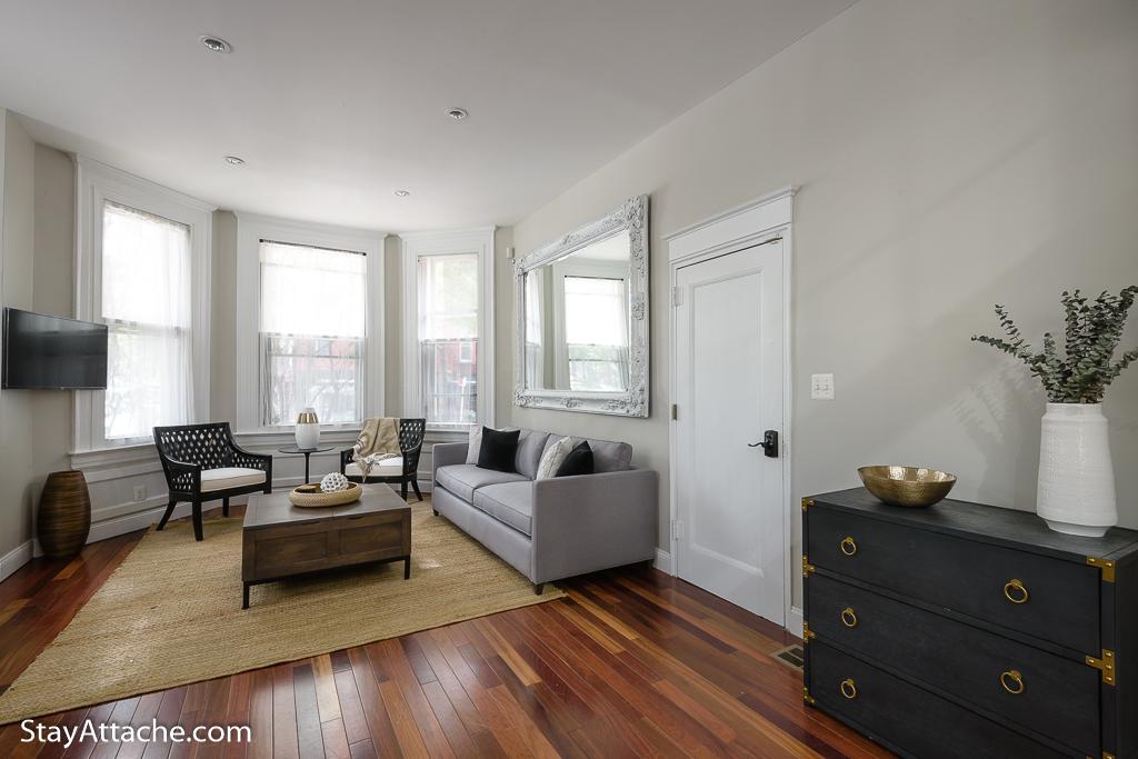 1101 P Street; Furnished Housing, #stayattache