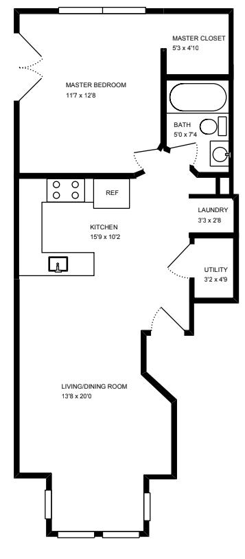2201 K Street NW Unit 4