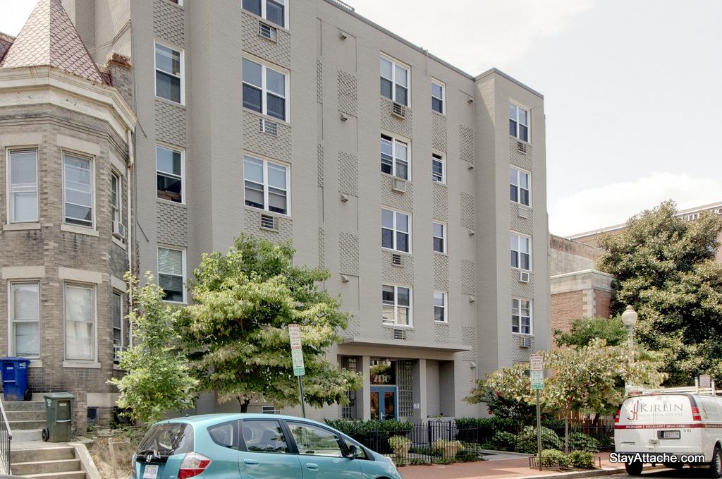 Corporate Housing Washington DC