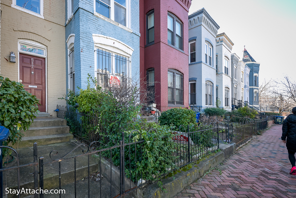 Attache furnished housing, 2 bedroom capitol hill