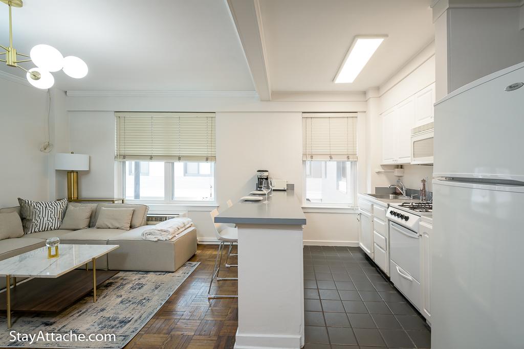 Furnished 1 bedroom in Dupont
