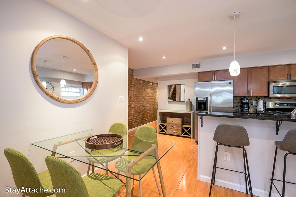 Furnished DuPont Circle Apartment