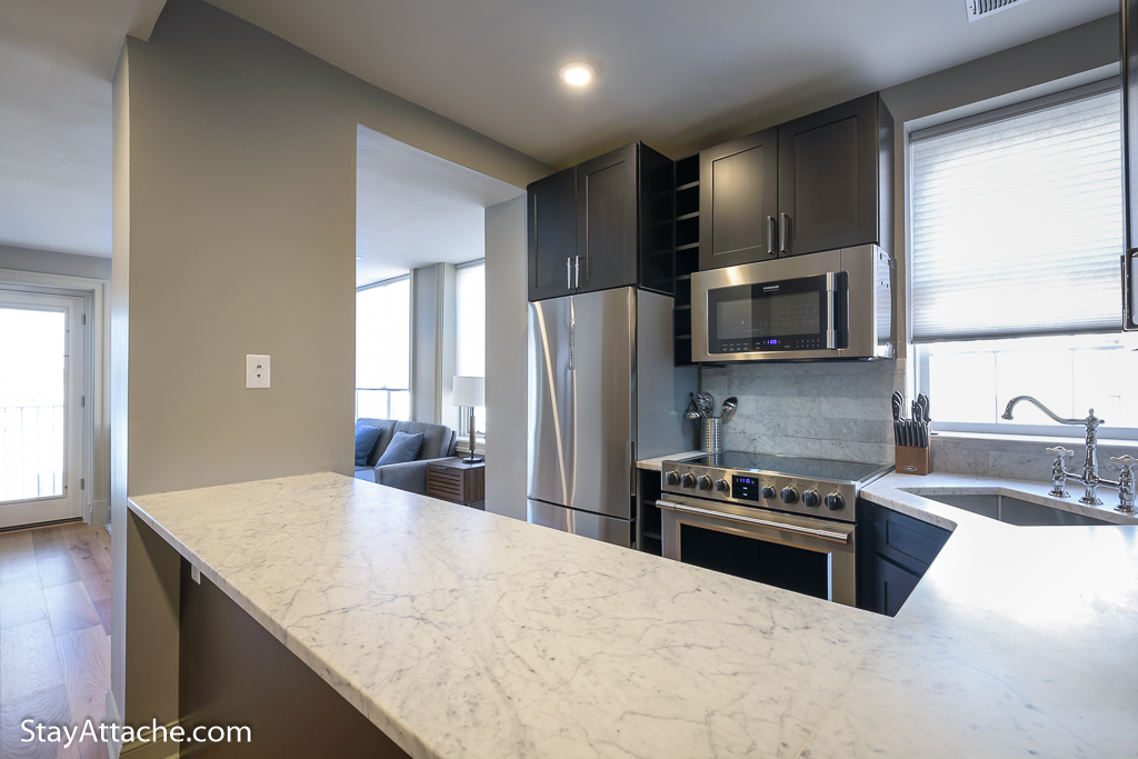 Furnished One Bedroom Apartment in DuPont Circle