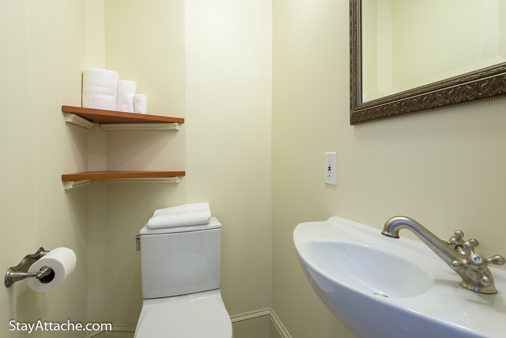 Furnished two bedroom in DuPont Circle
