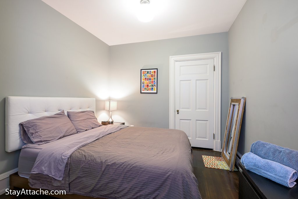 Furnished two bedroom in Capitol Hill
