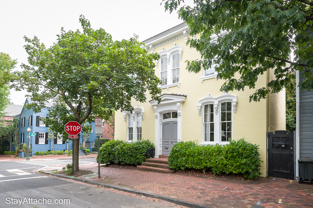 Furnished Apartment in Georgetown